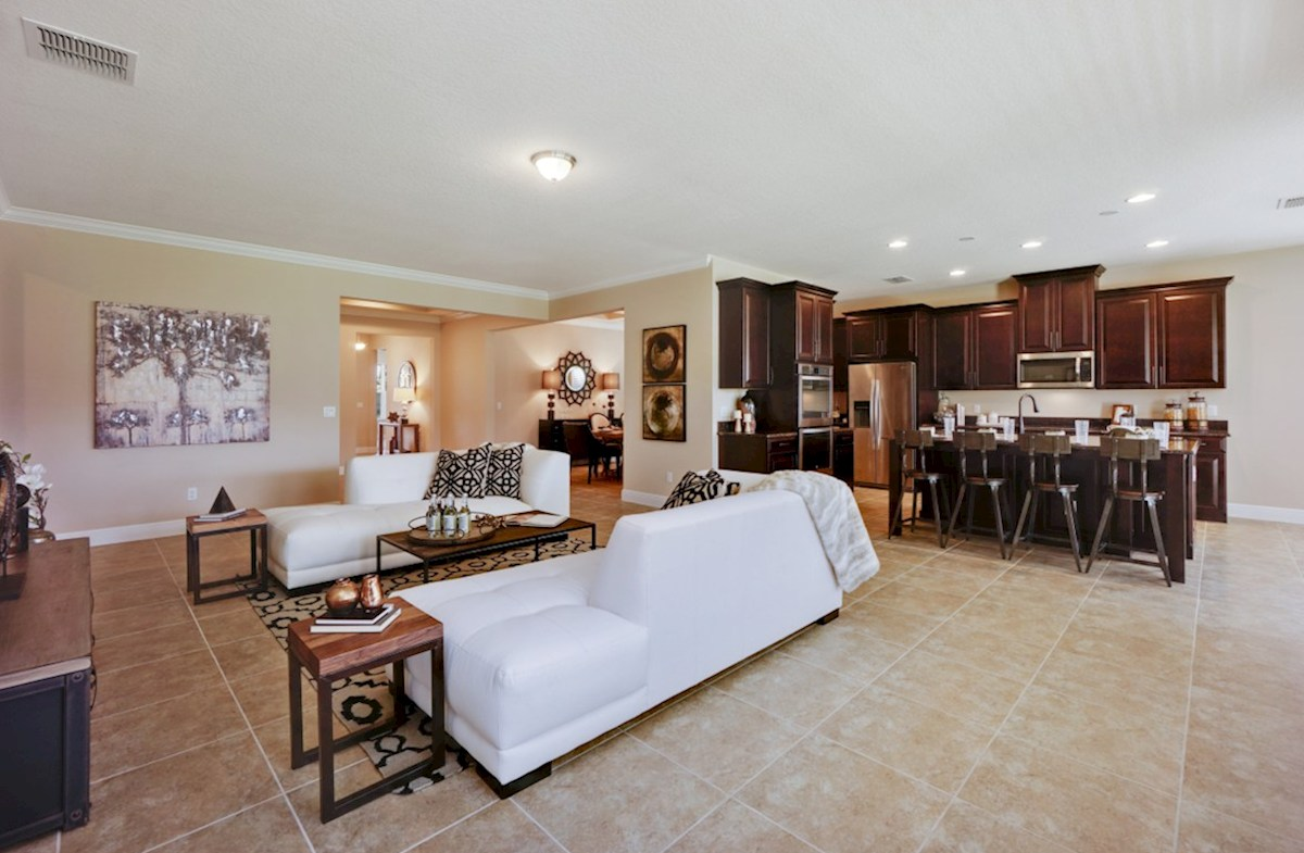 Lakeshore of Wekiva Macarthur II light-filled great room