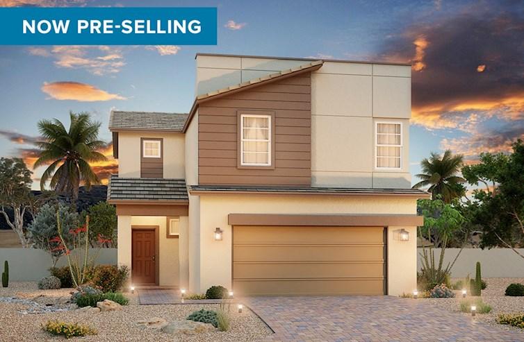 Las Vegas,NV Rancho Crossing single family homes