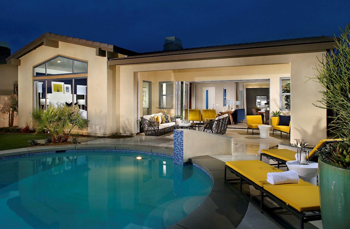 Residence 3 Backyard