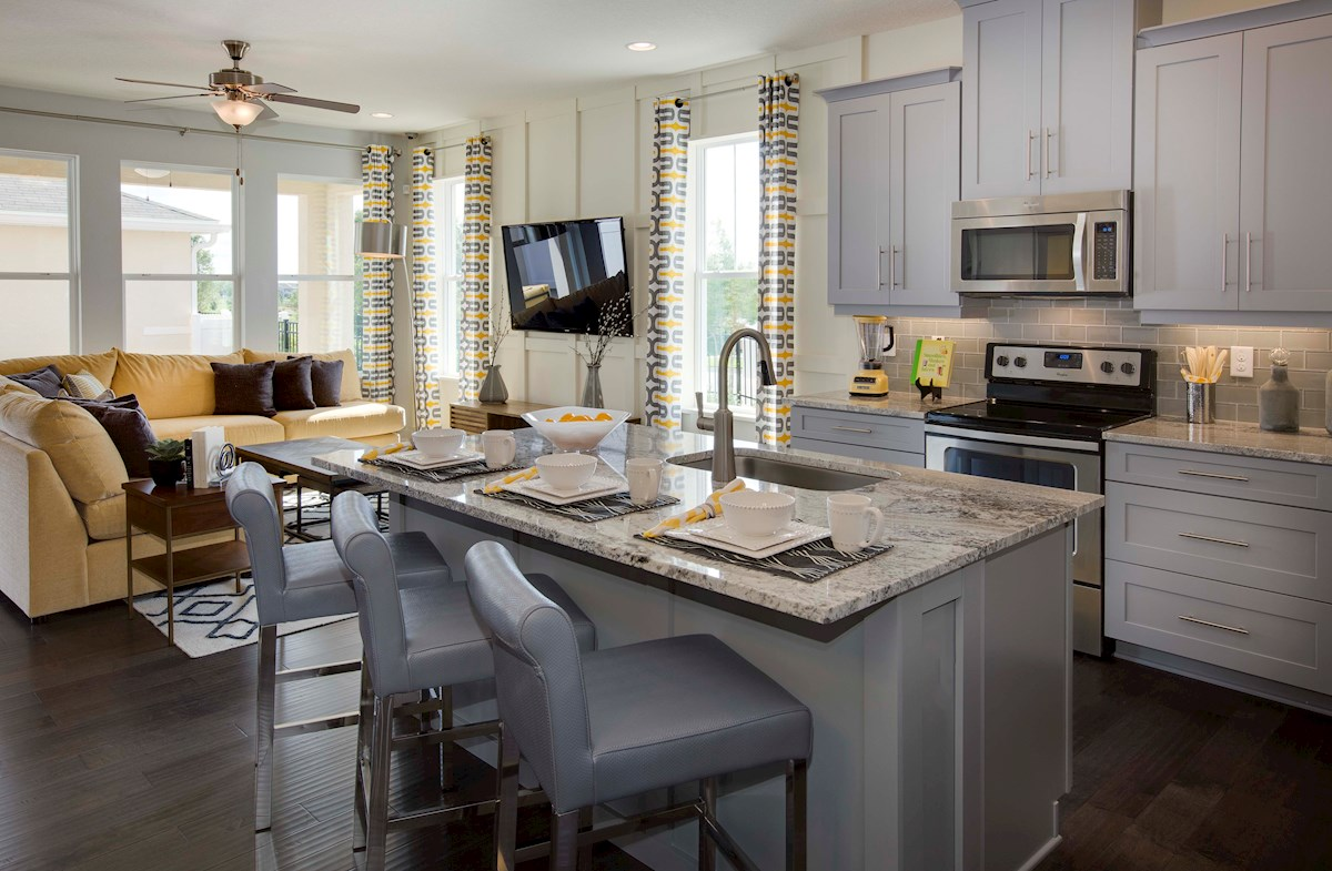 Summerlake Townhomes Richmond End casual dining