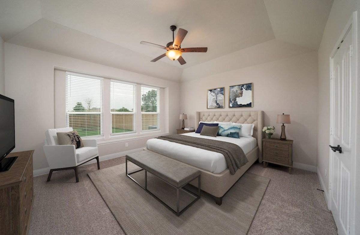 Bridgeland: Harmony Grove Serendipity Serendipity Master Bedroom