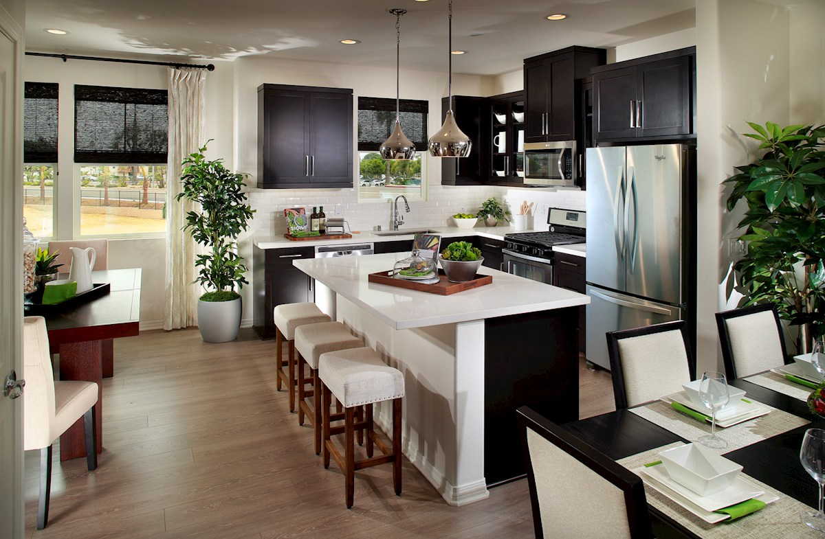 Bayside Landing Sandpiper X (End Unit) modern kitchen