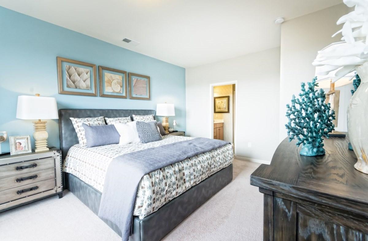 Heron's Ridge at Bayside Bethany Bethany Master Bedroom