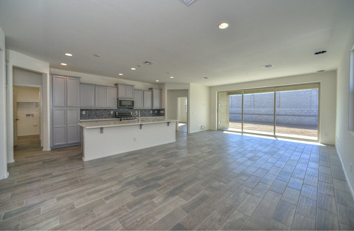Chaparral quick move-in open floorplan