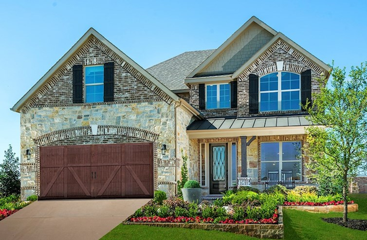 Aberdeen Elevation French Country N quick move-in