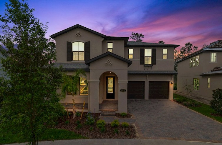 Cascade Elevation Spanish Colonial M quick move-in