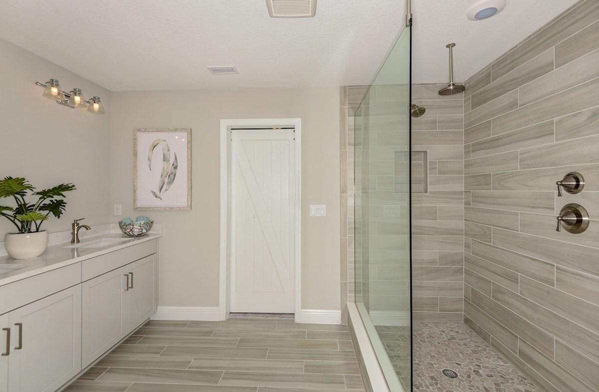 Reserve at Sawgrass Hampton luxurious master bath