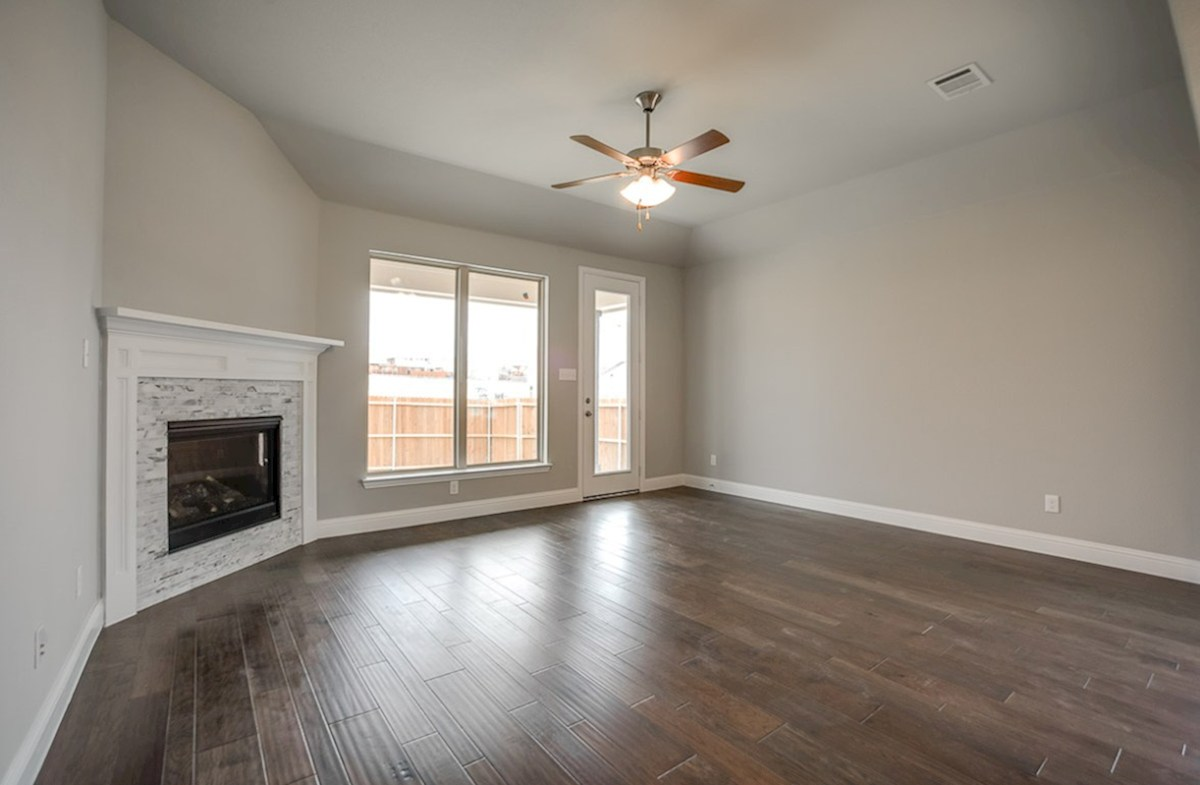 Ainsley quick move-in great room with fireplace