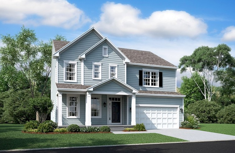 Oxford Elevation Traditional L