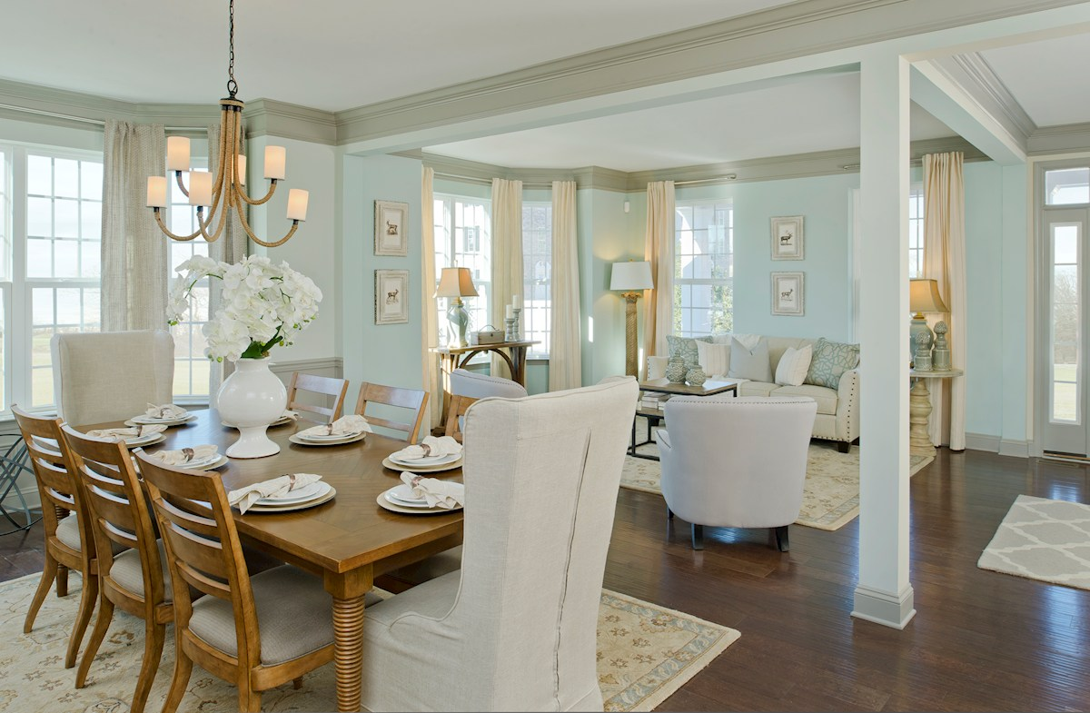 Enclave at River Hill Pembrooke Beautiful formal dining and living room