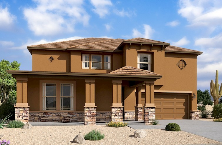 Kinkade Elevation Prairie L