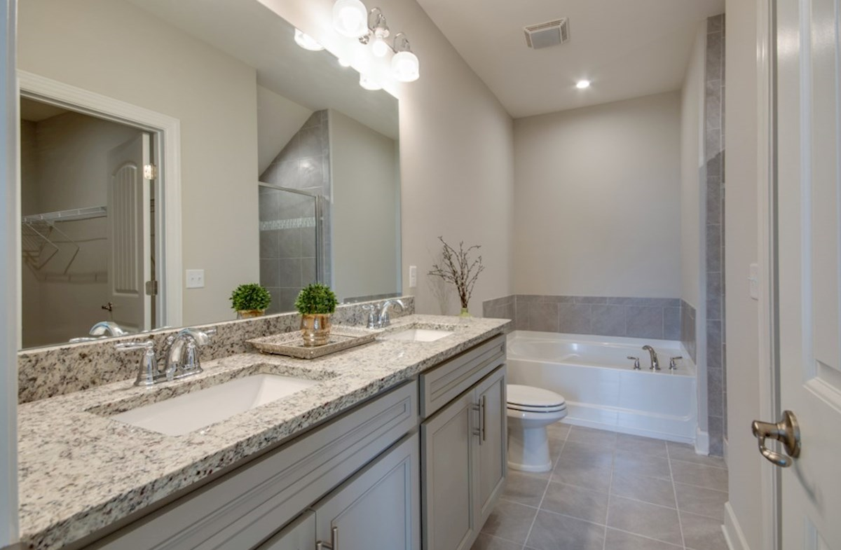 Spring Creek Adelaide calming master bath