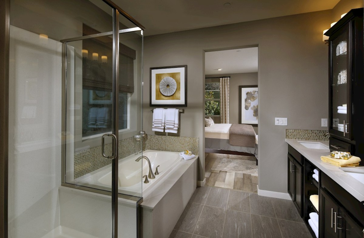 The Cove Residence 3 master bathroom
