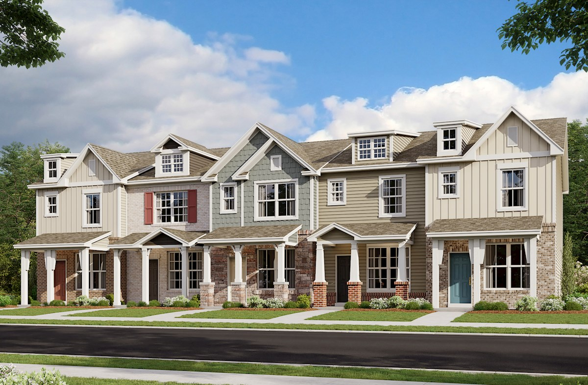 New Townhomes Coming Fall 2021