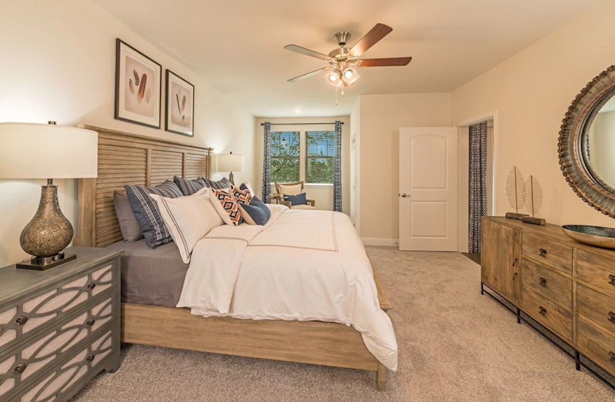 Clifton quick move-in Clifton Master Bedroom
