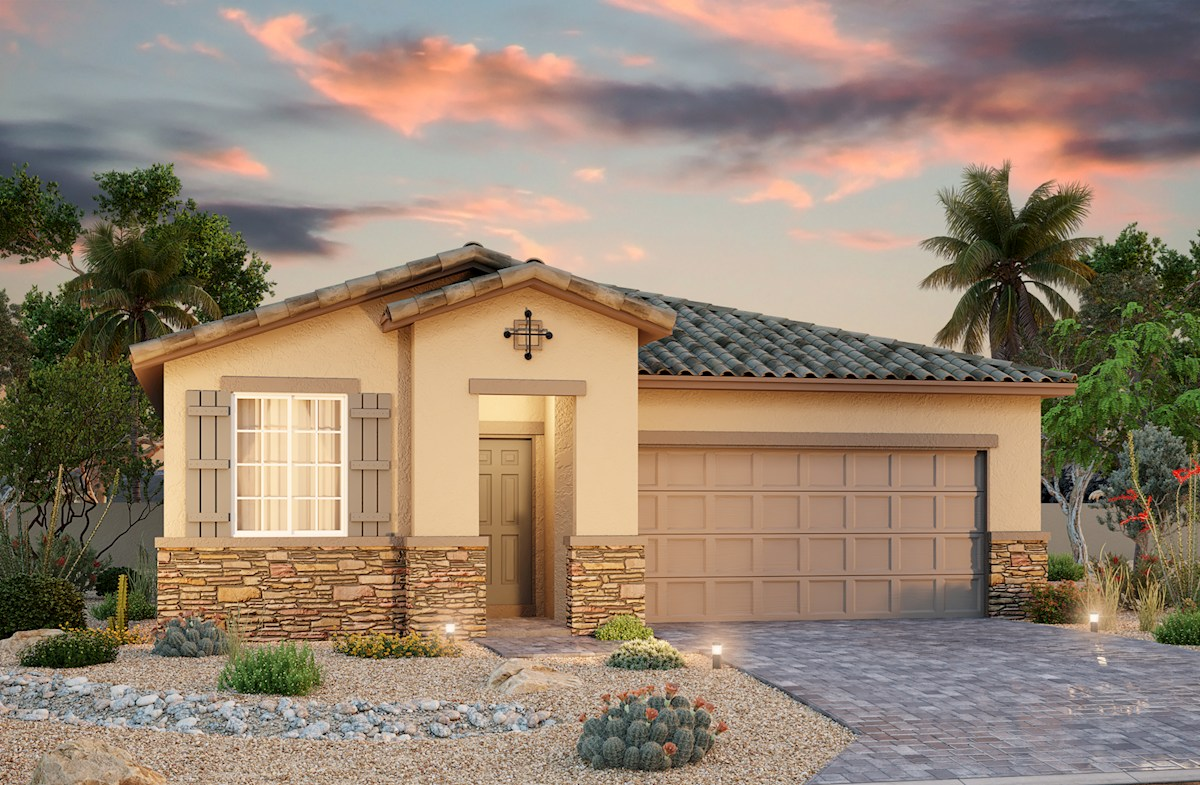 New Twilight plan at Solaris with Tuscan exterior