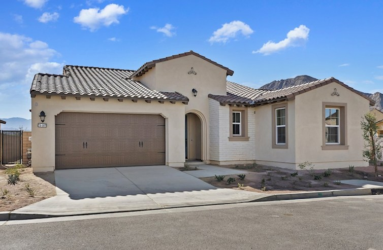 Anza Elevation Spanish Colonial V quick move-in