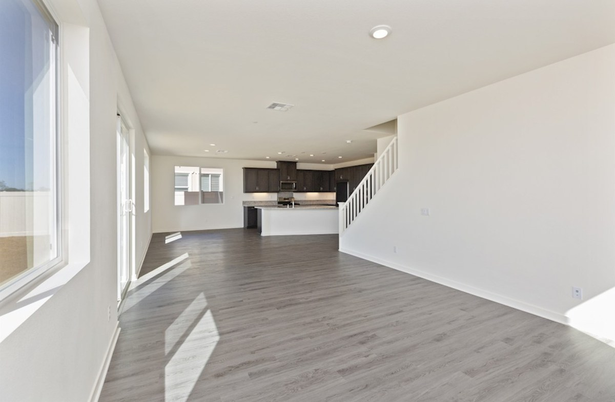 Reserve quick move-in Create lasting memories in your new family room - perfect for game nights, movie nights, and entertaining