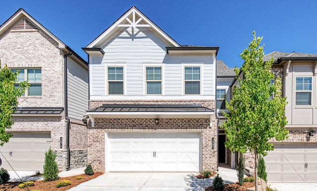 Two-story townhome with 2-car garage video tour