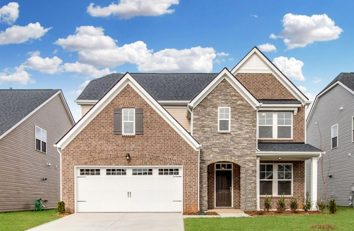 Concord Elevation French Country L quick move-in