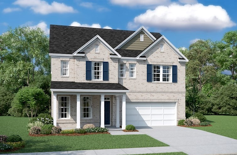 Ashford Elevation Traditional L quick move-in