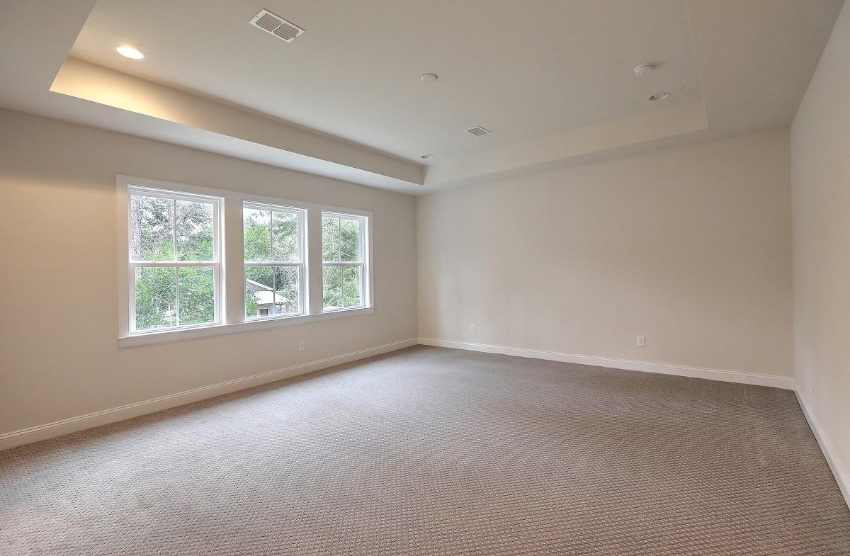 Bentley Park White Oak spacious master bedroom