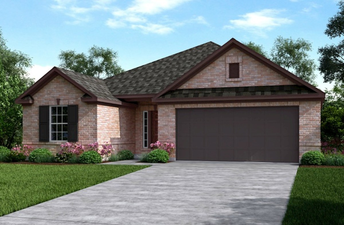 trm traditional m - Lake Ridge Beazer Homes Floor Plans