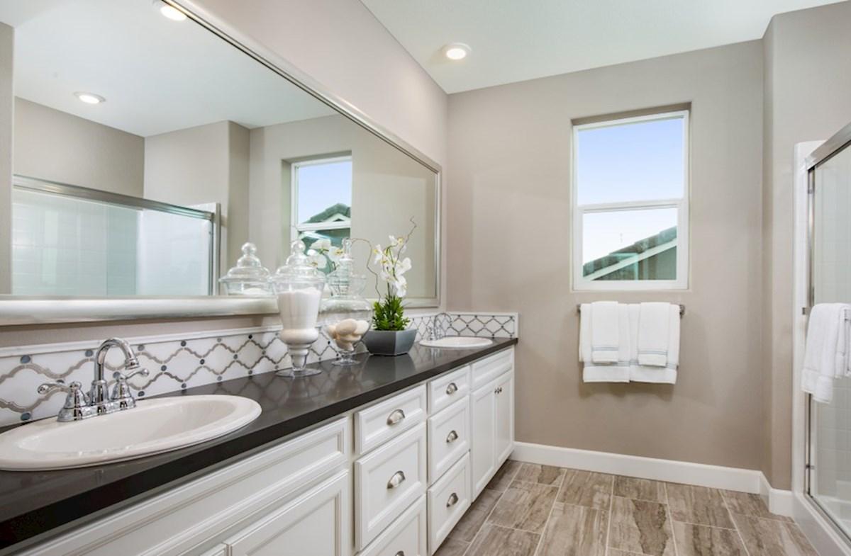 Sequoia Trails Residence 3 master bathroom