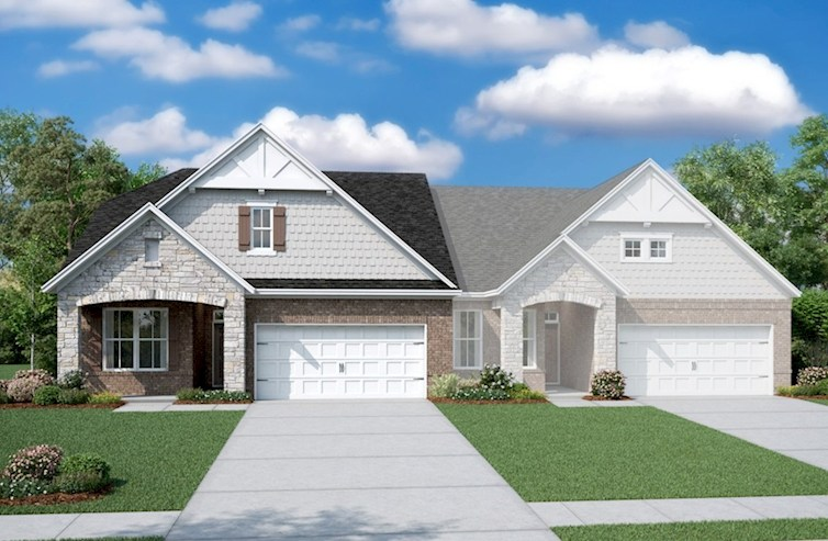 Sutton Elevation French Country L