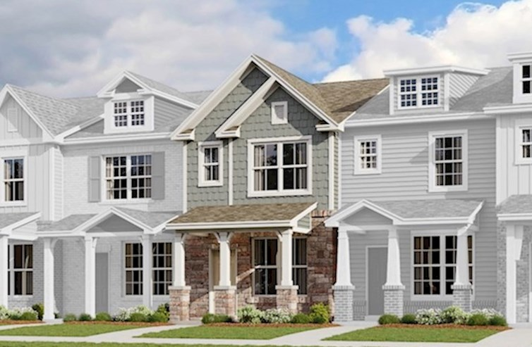 Charlotte Elevation French Country L quick move-in