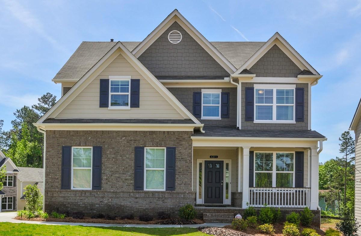 2 story single-family homes
