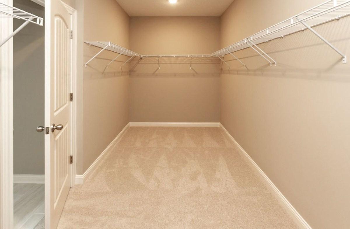 Kessler quick move-in Huge closet in master bedroom