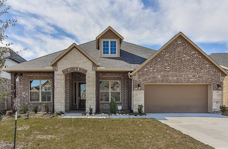 Bandera Elevation French Country quick move-in