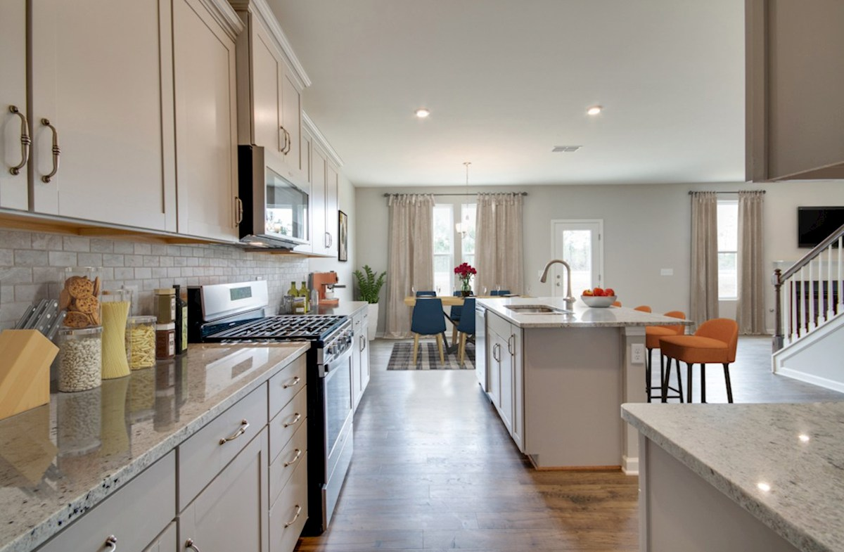 Herrington Ashford II inspired kitchen