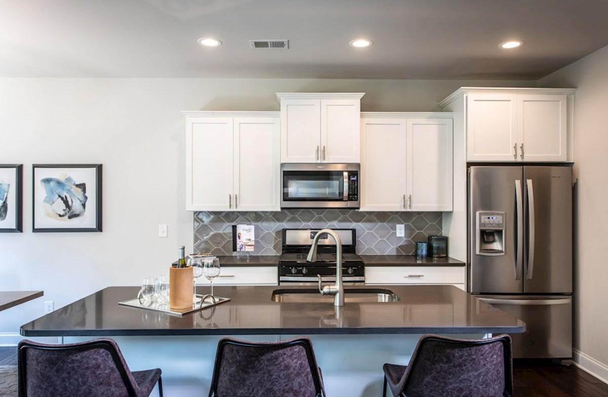 108 Maple Creek Way In Spring Creek Place Atlanta Ga Beazer Homes