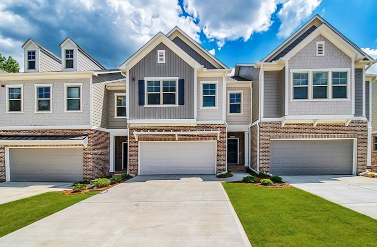 Lexington Elevation 4 quick move-in