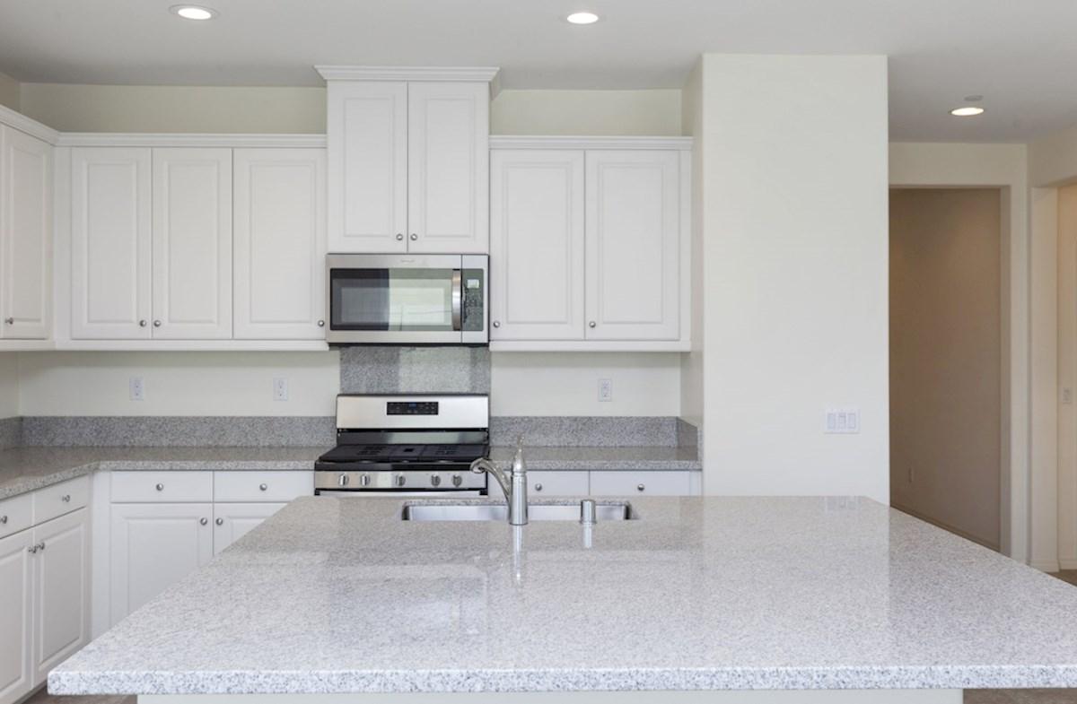 Iris quick move-in Iris kitchen