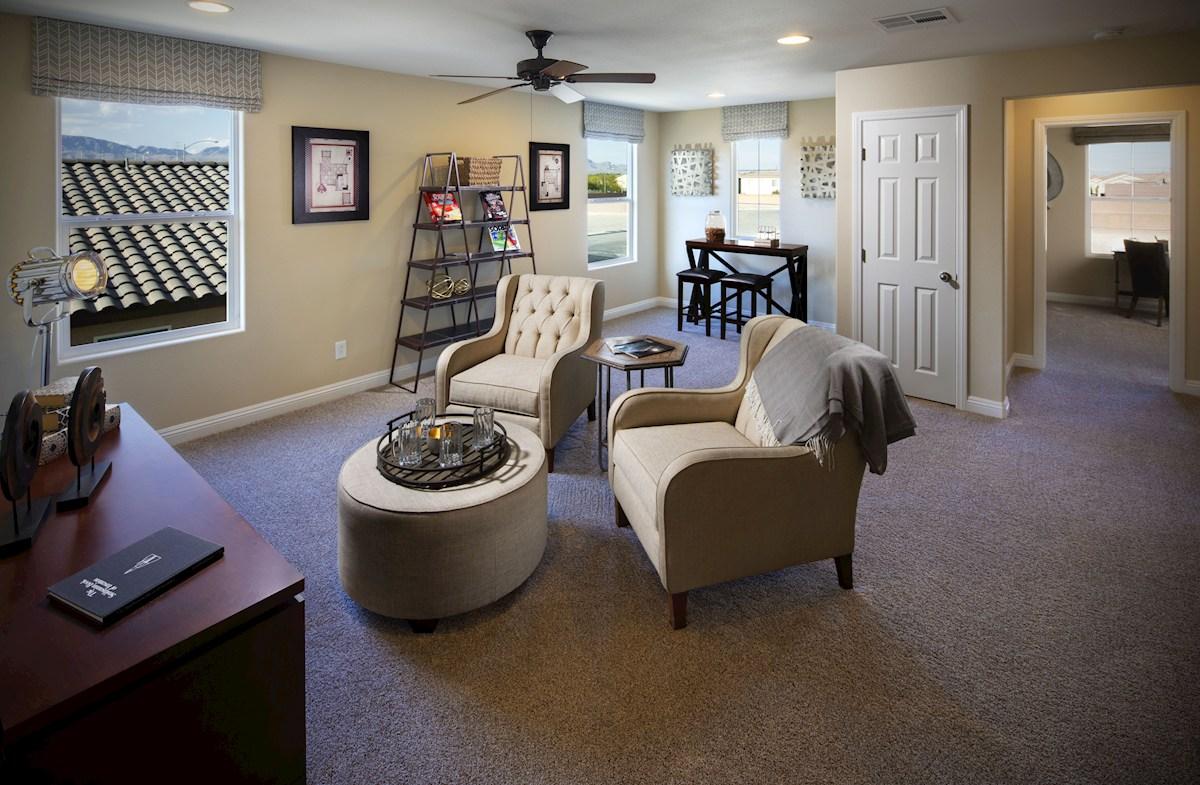 Dorrell Estates Sienna flexible living space