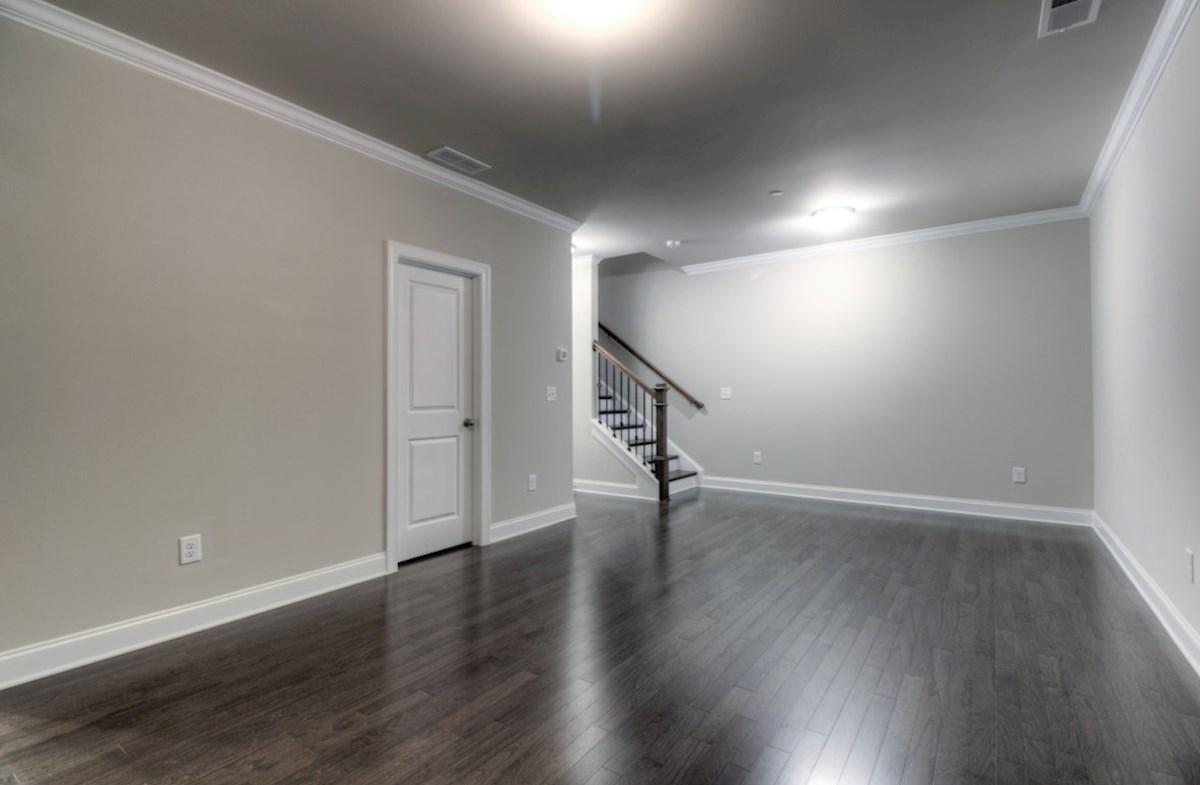 Preston quick move-in Terrace Level Bonus Room