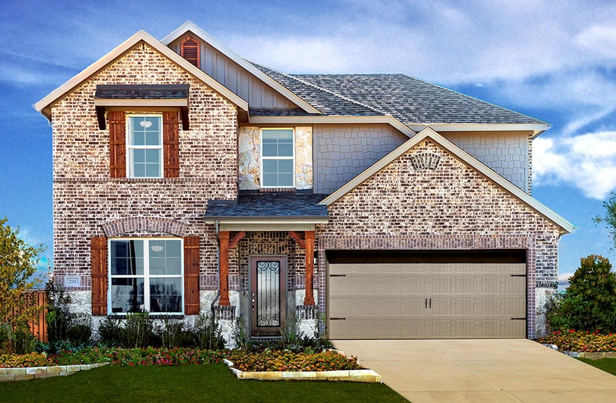 Avalon model home