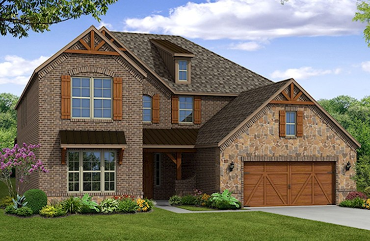 Trinity Elevation French Country L