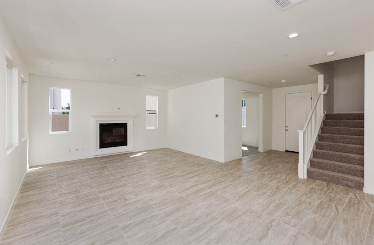 Aster X quick move-in Spacious great room for entertaining
