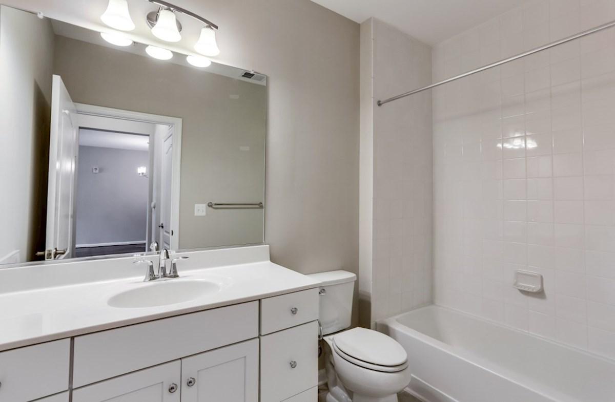 Aspen quick move-in Aspen Secondary Bathroom