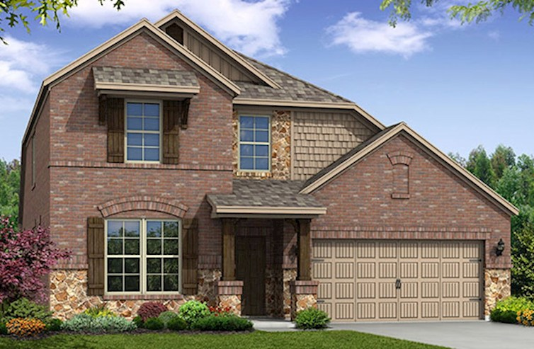 Avalon Elevation French Country L