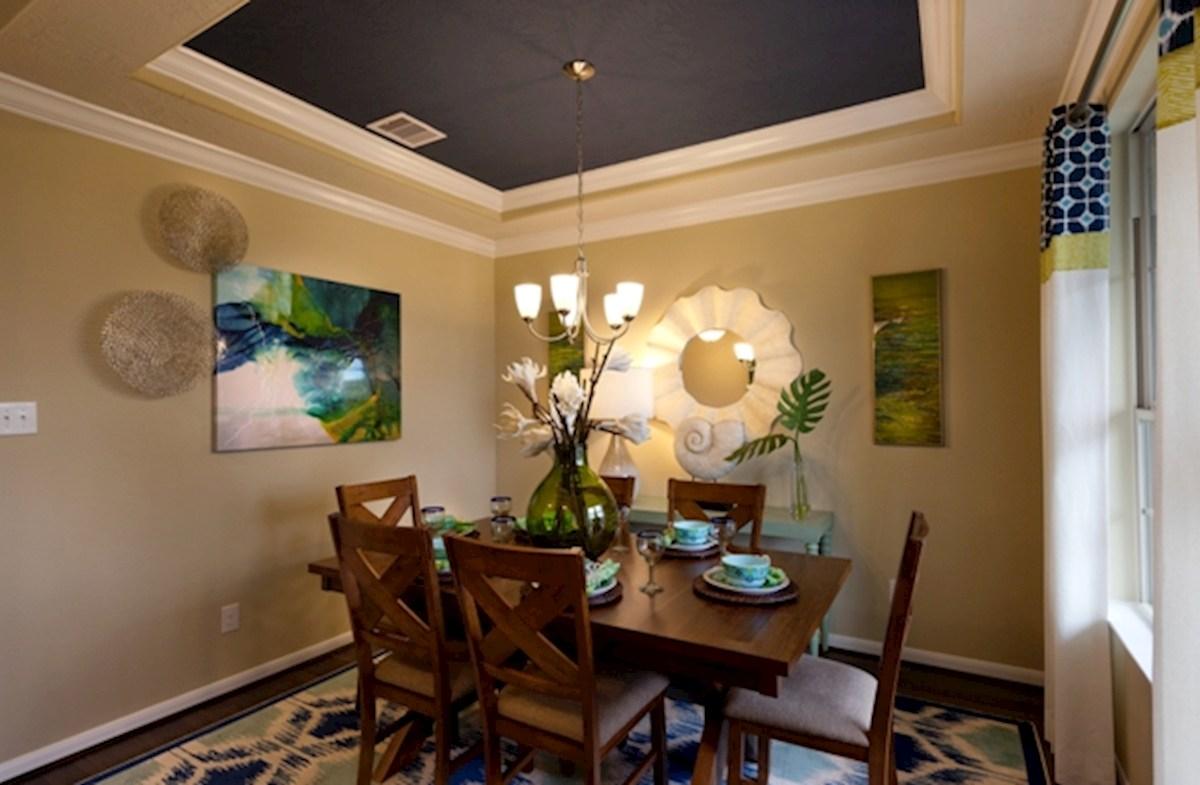 King Crossing Julian elegant dining room