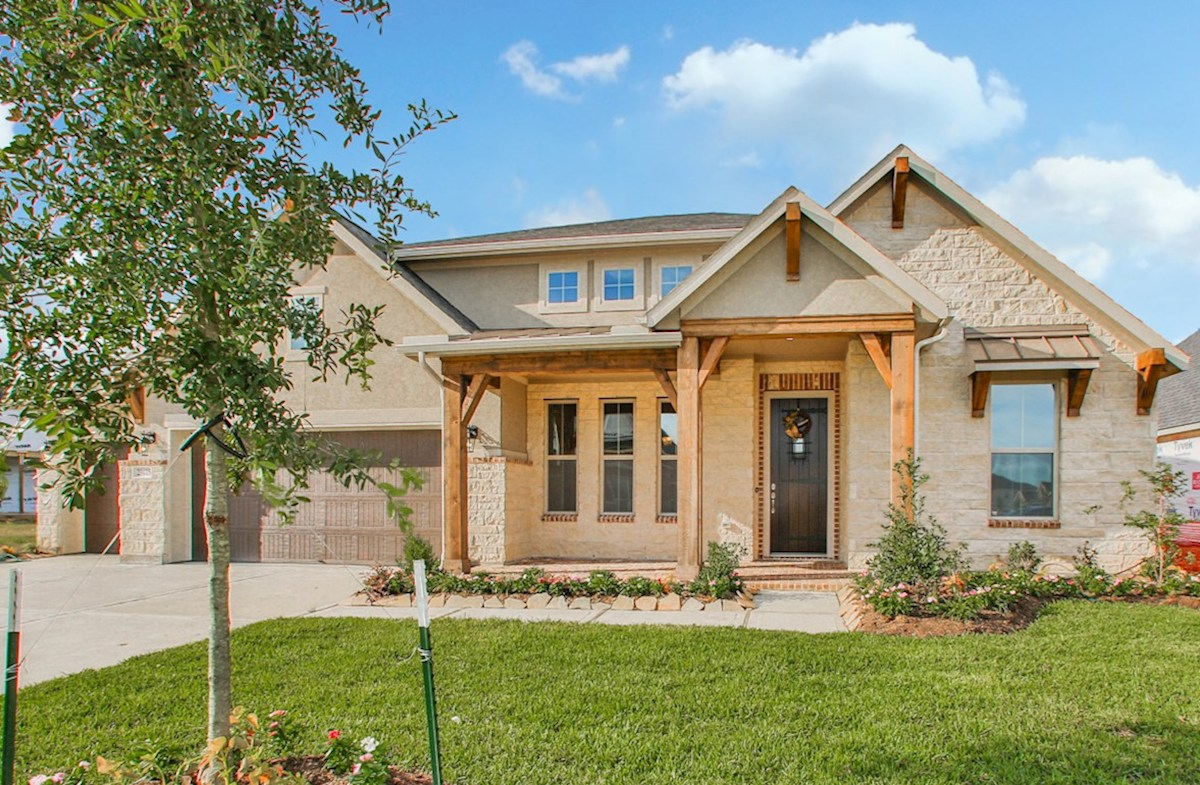 Fredericksburg Elevation Texas Hill Country quick move-in