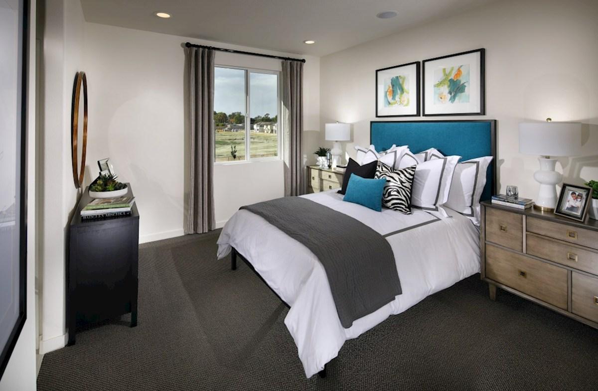 Mission Lane Orchid large master bedroom