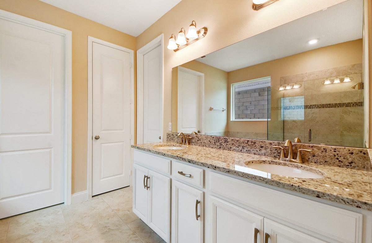 MacArthur II quick move-in dual sink vanity