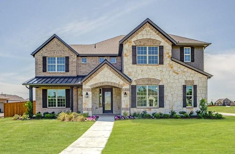 Westfield Elevation French Country M quick move-in