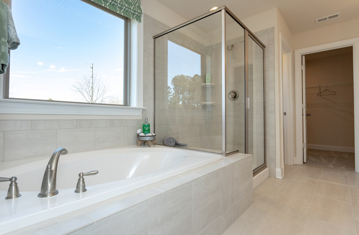 Stratford master bathroom
